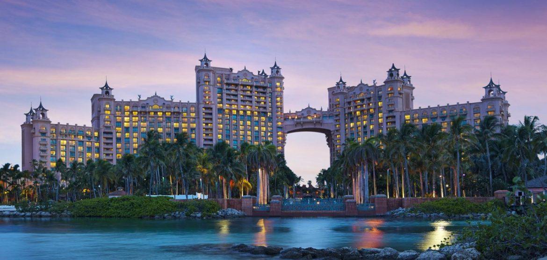 Семейный отдых на Багамах в отеле Atlantis на Парадайз-Айленде